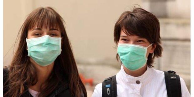 Grippemasken in Wiener Apotheken