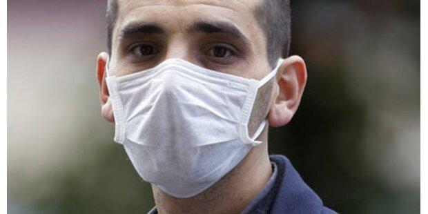 Schweinegrippe erreicht Flüchtlingslager