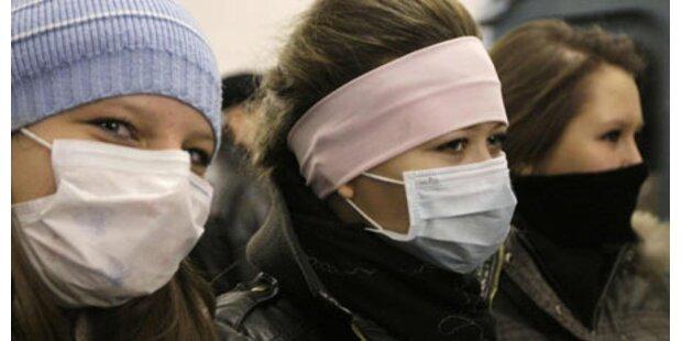 Schon 10.000 Österreicher grippekrank?