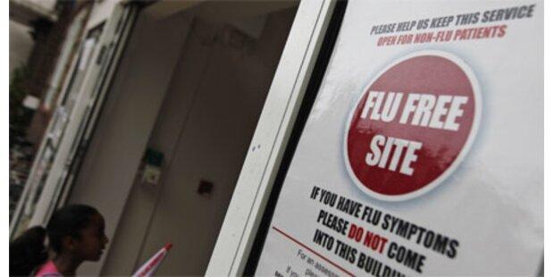 Schweinegrippe versetzt Briten in Panik