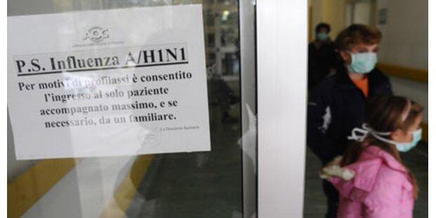 Acht Tote in Italien in 24 Stunden