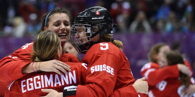 Schweiz holt Eishockey-Bronze