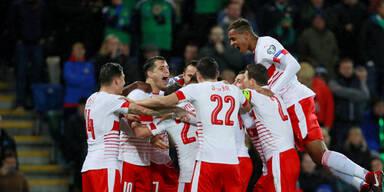 Schweiz und Kroatien auf WM-Kurs