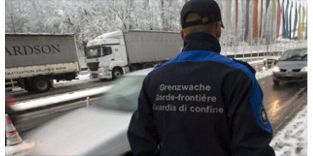 Die Schweiz ist jetzt ein Schengen-Land