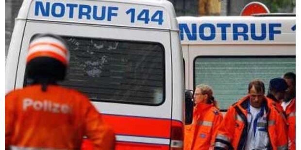 Sadistischer Raubüberfall in Zürich
