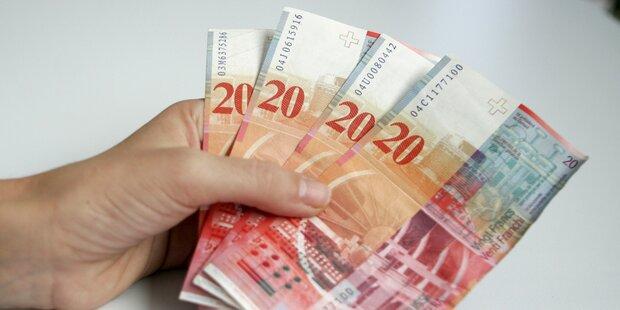 Fremdwährungskredite weiter gesunken