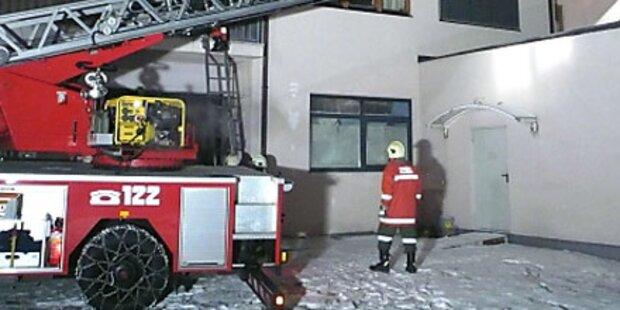 Kärntnerin stirbt bei Hausbrand