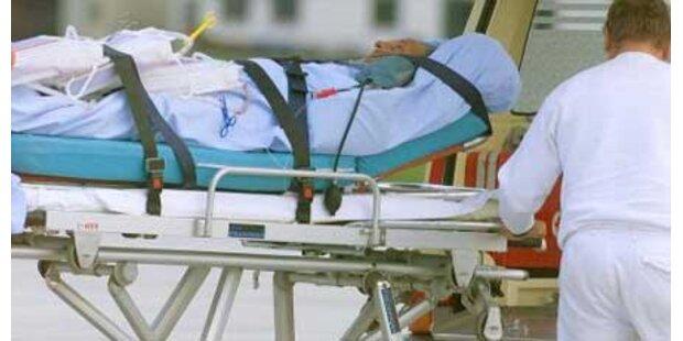 65-Jähriger stürzt 30 m am Hochkar ab