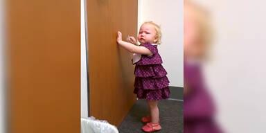 2- Jährige: Lustiger Hass-Anfall!