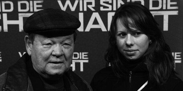 Berliner Schauspieler Ernst-Georg Schwill mit 81 gestorben