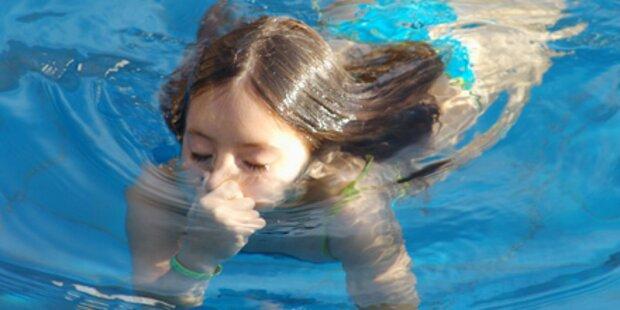 Schwimmkurse für kleine Wasserratten