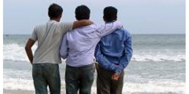 Verfolgte Homosexuelle haben Recht auf Asyl