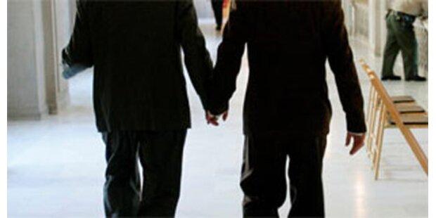 Homo-Partnerschaft im Justizausschuss