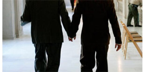 Protest gegen Anti-Homosexuellen-Gesetz