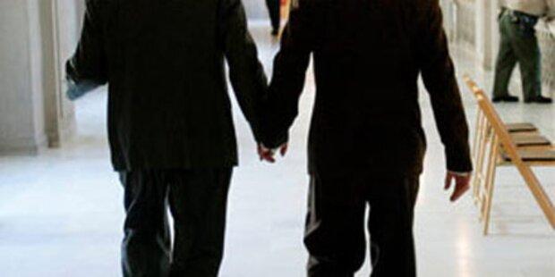 Indien: Homosexualität wieder Verbrechen