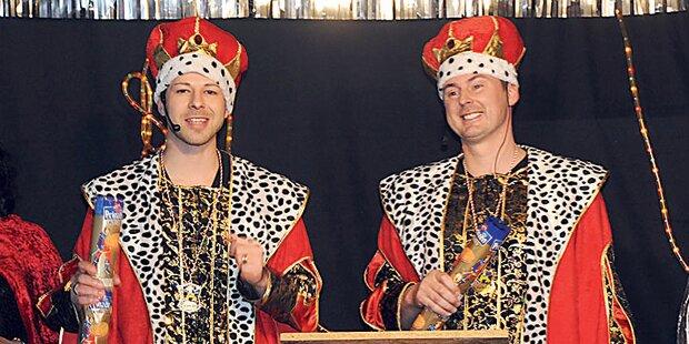 Tosender Applaus für schwule Prinzen