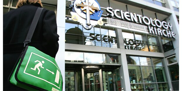 Wirbel um Scientology in Berlin