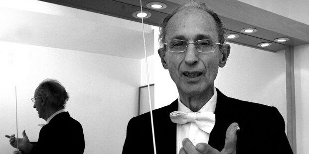 Italienischer Dirigent Claudio Scimone gestorben