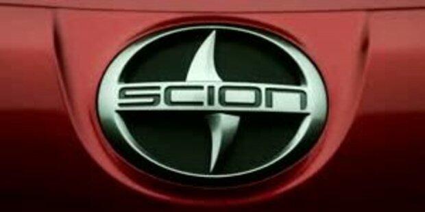 Atemberaubendes Konzeptauto von Scion