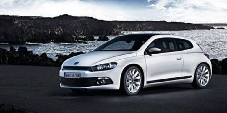 Volkswagen enthüllt den neuen Scirocco