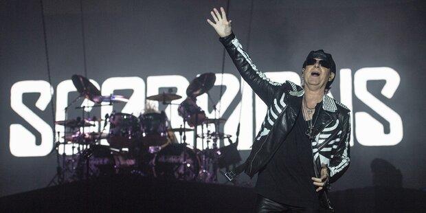 Scorpions-Sänger: