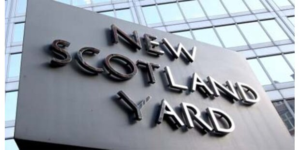 Foltervorwürfe gegen Scotland Yard