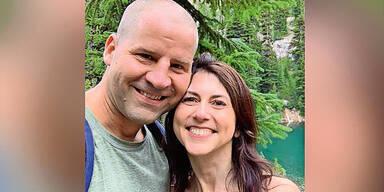 Ex-Frau von Amazon-Chef heiratet Lehrer