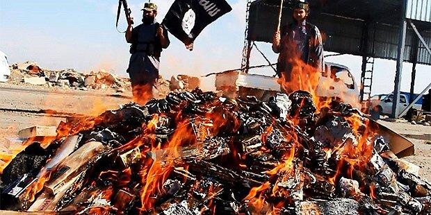 Jihadist verließ ISIS wegen Rauchverbots