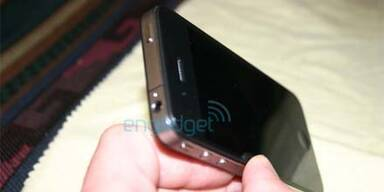 Die ersten Fotos des neuen iPhone 4G/HD