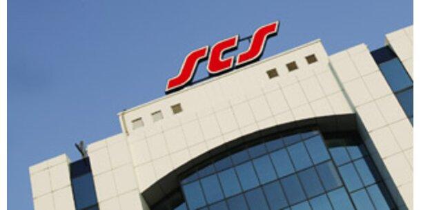 SCS wird massiv ausgebaut