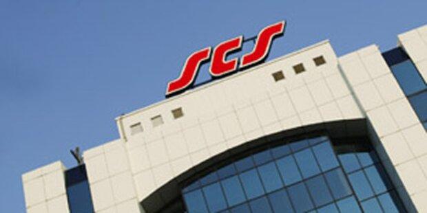 Einbrecher räumen SCS-Geschäft aus