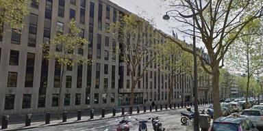 IWF Gebäude Paris