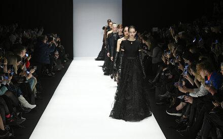 Designerin schockt auf Fashion Week