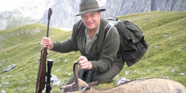 Verbot von Jagd-Einladungen