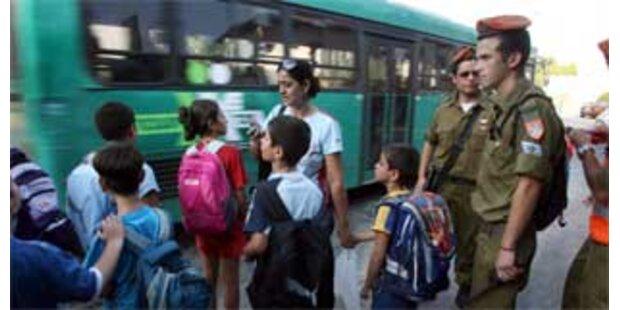 Raketen auf israelische Kindertagesstätte