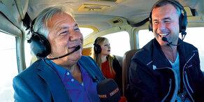 Fellner! Live: Minister-Flug mit Norbert Hofer