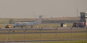 Eurowings: Notlandung am Flughafen Schwechat