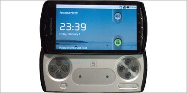 Erstes Video vom PlayStation-Handy