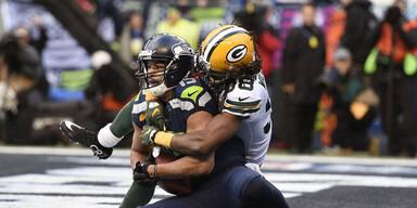 Patriots gegen Seahawks im Super Bowl