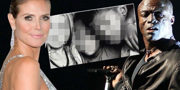 Heidi Klum stoppt Seals Werbespot