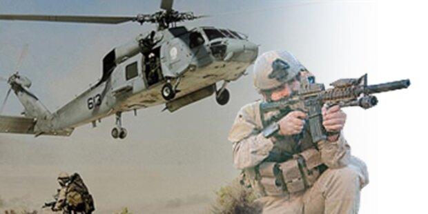 Diese Elitesoldaten töteten Bin Laden