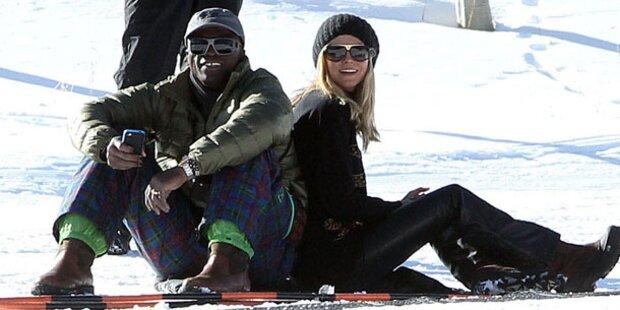 Klum: Aspen-Urlaub besiegelte Ehe-Aus