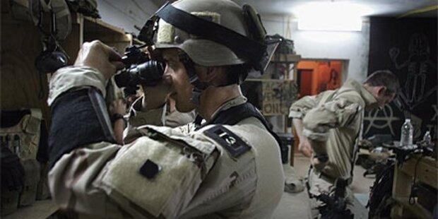 Navy Seals bangen um ihre Sicherheit