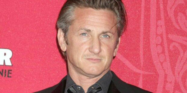 Bewährungsstrafe für Sean Penn