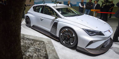 Seat bringt neuen Leon, E-Auto & XL-SUV