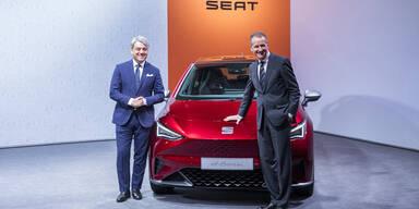 Seat bringt 6 Elektro- und Plug-in-Hybridautos