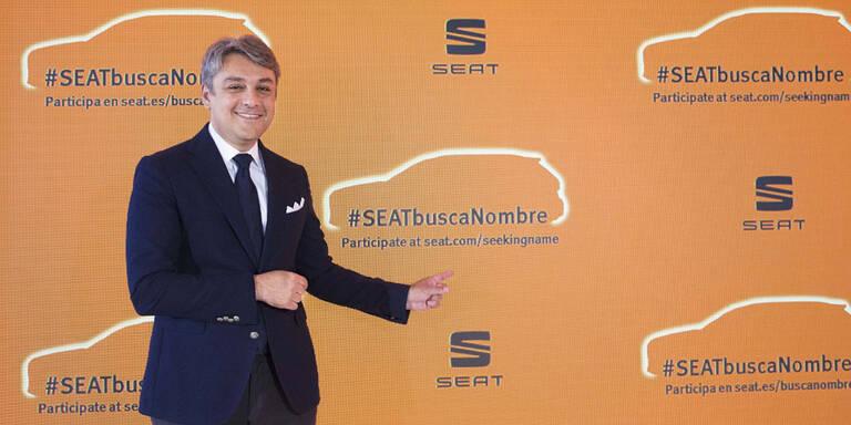 Seat-Fans dürfen neues SUV taufen