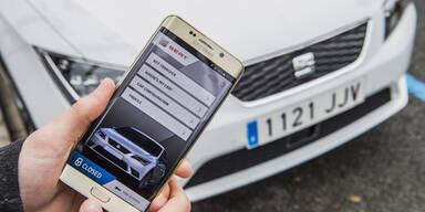 Seat bringt digitalen Autoschlüssel
