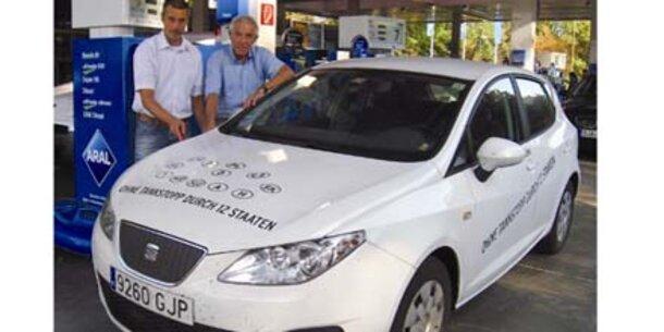 Seat Ibiza verbrauchte nur 2,34 Liter