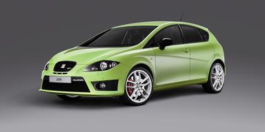 Seat Leon Cupra R mit 265 PS!